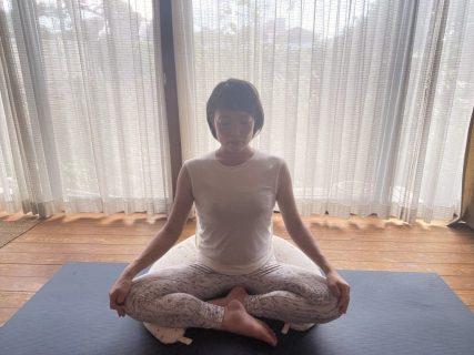 出産に役立つマタニティヨガ~心をケアする呼吸法と瞑想~